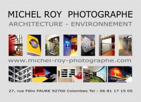 Photo de Michel Roy