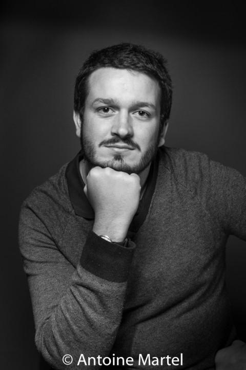 Photo de Antoine Martel