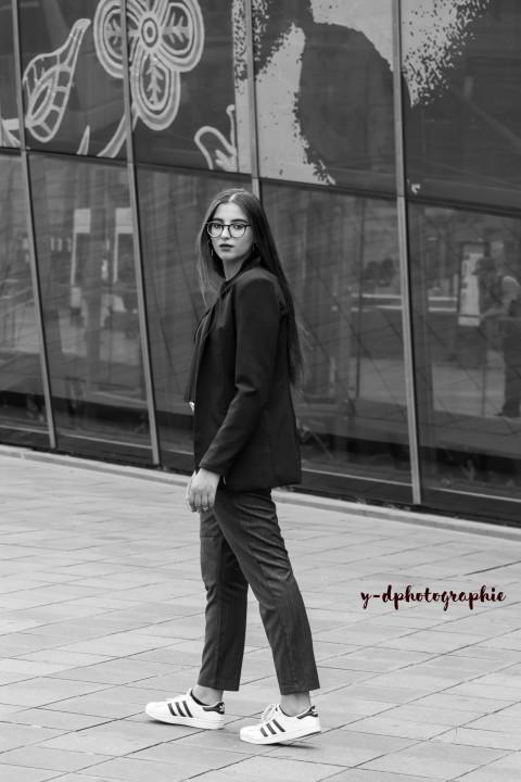 Photo de Yasmine DAVID